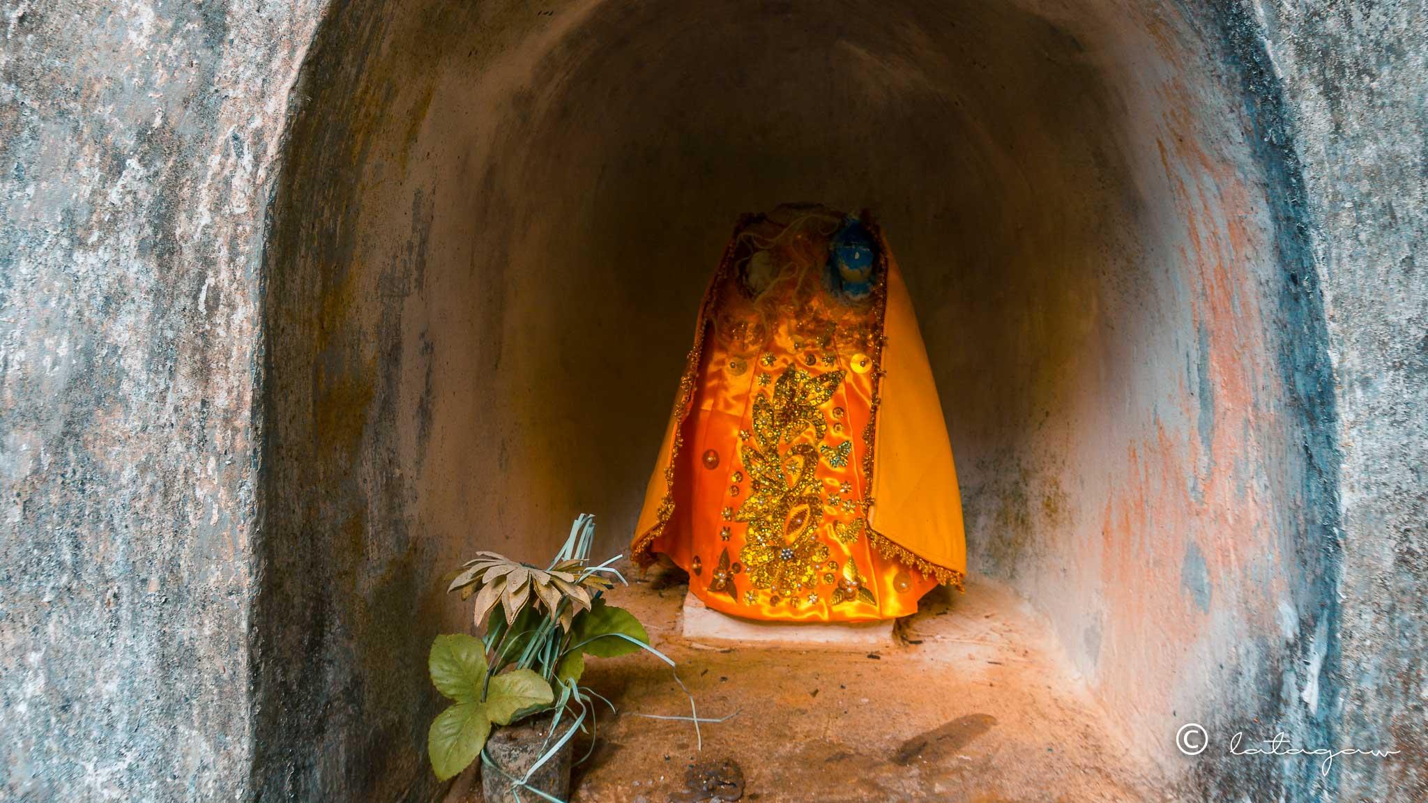 headless santo nino barobo surigao del sur philippines